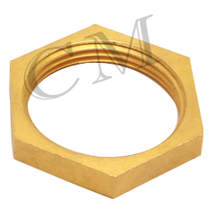 Brass Nuts Hex Nuts