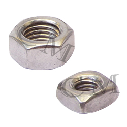 Stainless Steel Nuts Hex Nuts SS Nuts