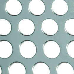Stainless Steel Perforated Slotted Metal Screens